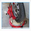 Usado aprovado pela CE máquina de balanceamento de rodas / alinhamento de roda STW4-7088