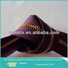 Long chain roll customized Yard for Y-teeth brass polish metal zipper for fashion Jeans