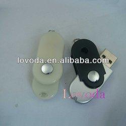 New!!! special usb twister, unique swivel usb flash drive LFN-009