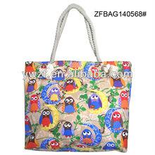fashion elegance ladies handbag canvas handbag the trend handbags
