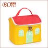 cheap Fashion nylon travel cosmetic bags women fashional non woven shoulder bag