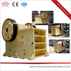 Hot sell pe series stone jaw crusher machinery used in mining