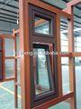 Fenster, Aluminiumfenster, Aluminium-Holz Kompositfenster