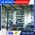 de separación de aire de la planta
