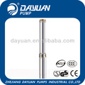 100QJD6 4 inch 6m3/h high quality DAYUAN brand gasoline engine for bicycle
