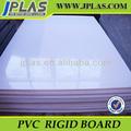 Bord de coupe en plastique extrudé feuilles 20mm/plaque rigide de pvc