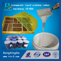 liquid urethane rubber for mold making