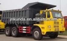 HOT SALE howo 70ton mining dump truck ZZ5707V3840CJ Left Hand Driving