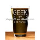 lyT575 Sexy Beer Glass Glassware Home Goods Tableware Drinkware Wholesale Pint Glasses Custom Glass Beer Cup Beer Glass Cup