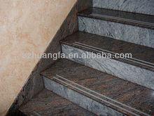 escadas de granito com cutomized tamanhos e acabamento