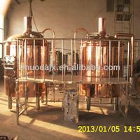 Copper Industrial Fermentation Tank 300L Beer Brewing