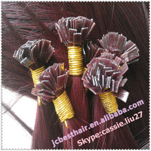 Hot Sales Cheap 1g/strand Flat-tip Hair Pre-bonded Hair Double Drawn