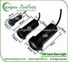 New led customizing car logo laser door light,led logo car door shadow projector light,led car door sill plate light