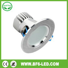 manufacture price fixed type square led spot lighting frame