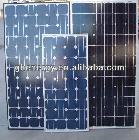 140w solar panel factory direct china