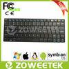 Factory Aluminium Bluetooth Keyboard For Smart Phone