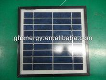 small solar panel frame plastic