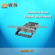 100% Original NIB Cisco Module 4 Port Interface HWIC-4T