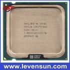 Intel cpu E8400 3.0GHz 6MB SLAPL Core 2 Duo pull clean used cpu processor for desktop