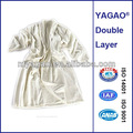 100% algodão longo manto em vestidos casuais