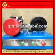 QTD HIGH EFFICIENCY !12V portable hydraulic crimping tool QTD-75D