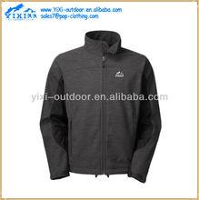 2014 men's windproof waterproof blue softshell jackets