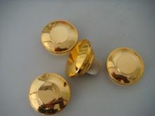 natural cork stopper with metal cap