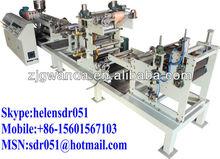 cooper/aluminium laminating making machine