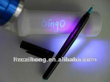permanent marker pen UV secre pen for bar protect secret and information OEM is welcomed meet EN71 and ASTM