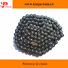 Hot Chinese Cheap motorcycle chain 415H for hot sale black