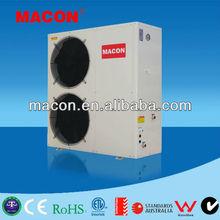 Air to water DC inverter heat pump,EVI floor heating heater