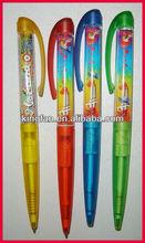 plastic liquid floating pens