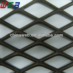 Black,Blue,Green,Red PVC Coated Expanded Metal Lath Factory