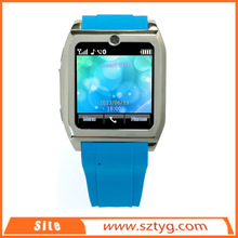 Multi-choice watch mobile phone with power adapter