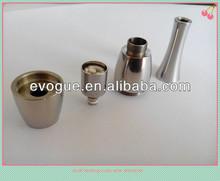 Double coils wax burning Pharos wax burner smoking pen