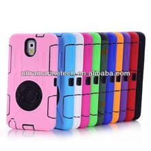 combo shockproof for samsung galaxy note 3 case