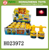 Alibaba china Hot sale top selling toys spinning top toy mini Pull feet gyroscope battle tops toys H023972