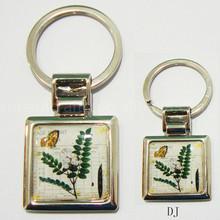 Keychain Metal Keychain Advertising Gifts Fashion Gift