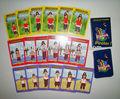 Oem francés de juego de la familia tarjeta de venta al por mayor