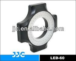 JJC LED-60 60pcs Macro Ring LED Flash Light /Camera Flash Light/ LED Light