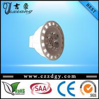 Cree High Lumen dimmable 3W /5w MR16 LED Spotlight power fix tristar 5w rgb dmx mr16 led lamp