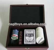 Fancy 50pcs Casino Chip Poker Set/Professional Casino Chip 50pcs Poker Set