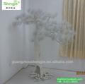 blanco artificial de árboles de pino de la belleza de los árboles artificiales falsos los árboles