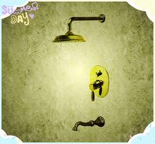 2014 nouveau jeu de douche de douche de douche porte bande de l'eau