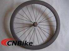 rueda 50mm carbon de la bicicleta, rueda de bicicleta tubular de carbono