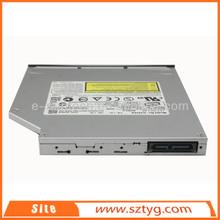 UJ235 China High Quality Ultra Slim SATA Slot-in Laptop 12.7mm Internal Blu-ray Burner