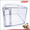 7.5 x 7.5 x 6 ft Outdoor dog kennel designs