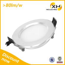 Free Sample high power dimmable china cob 9 watt led downlight