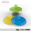 colorful Four Leaf Clover silicone mug cover