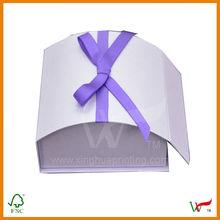 Purple Lady Watch Packaging Box Blister Insert